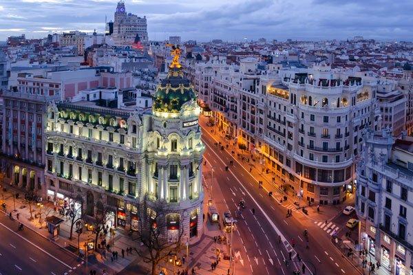 Ranking ciudades de España con más población