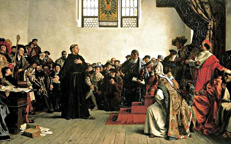 la edad moderna: reforma y contrarreforma