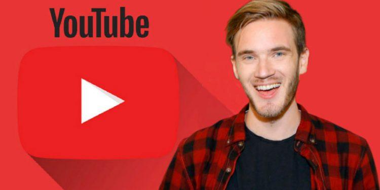 Youtubers con más seguidores
