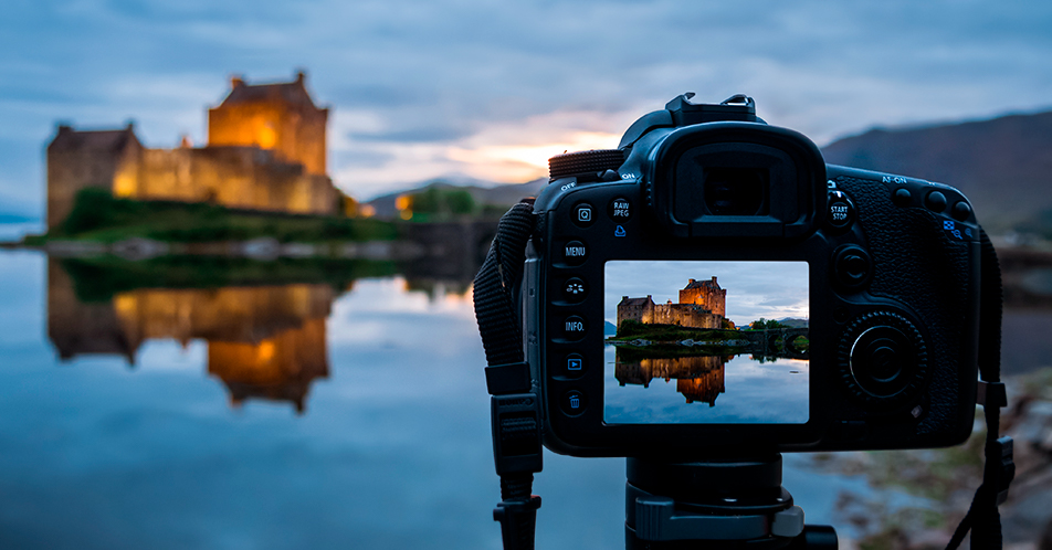 como ser fotografo digital
