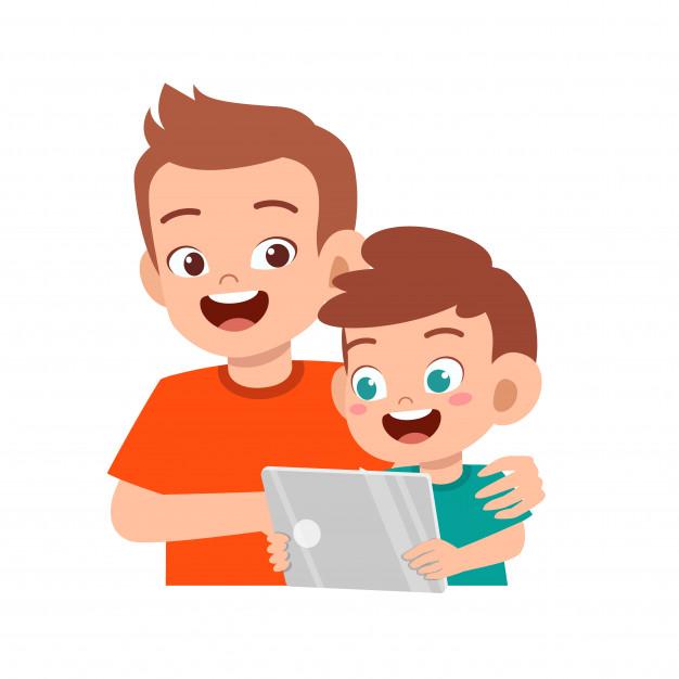 seguridad de menores en las redes sociales
