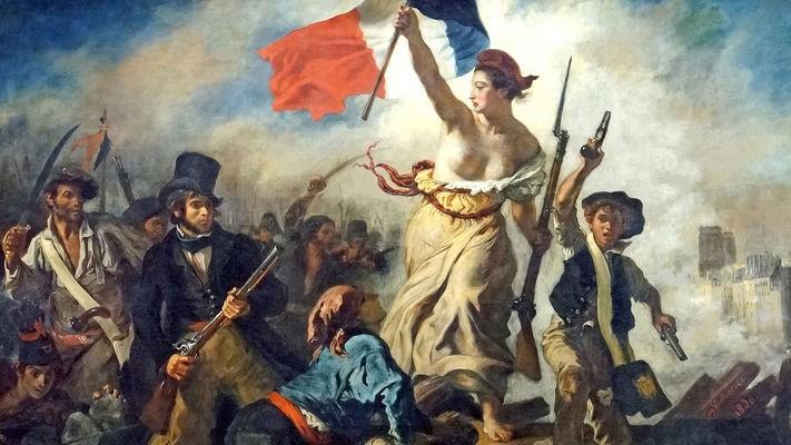 la edad contemporanea, inicio de la revolucion francesa