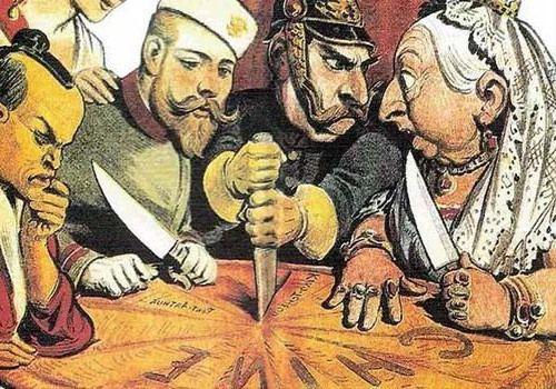 la edad contemporanea: imperialismo