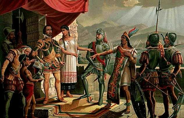 conquista azteca