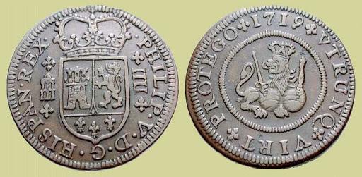 la edad moderna: monedas antiguas