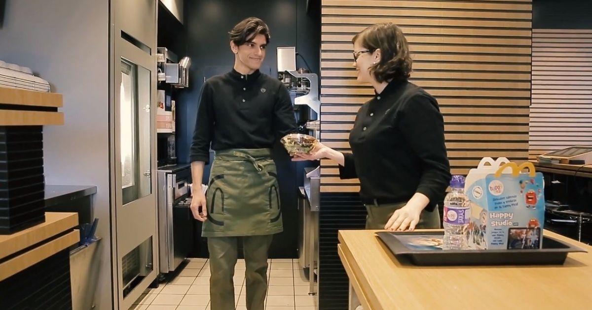 Ofertas de trabajo en McDonald's