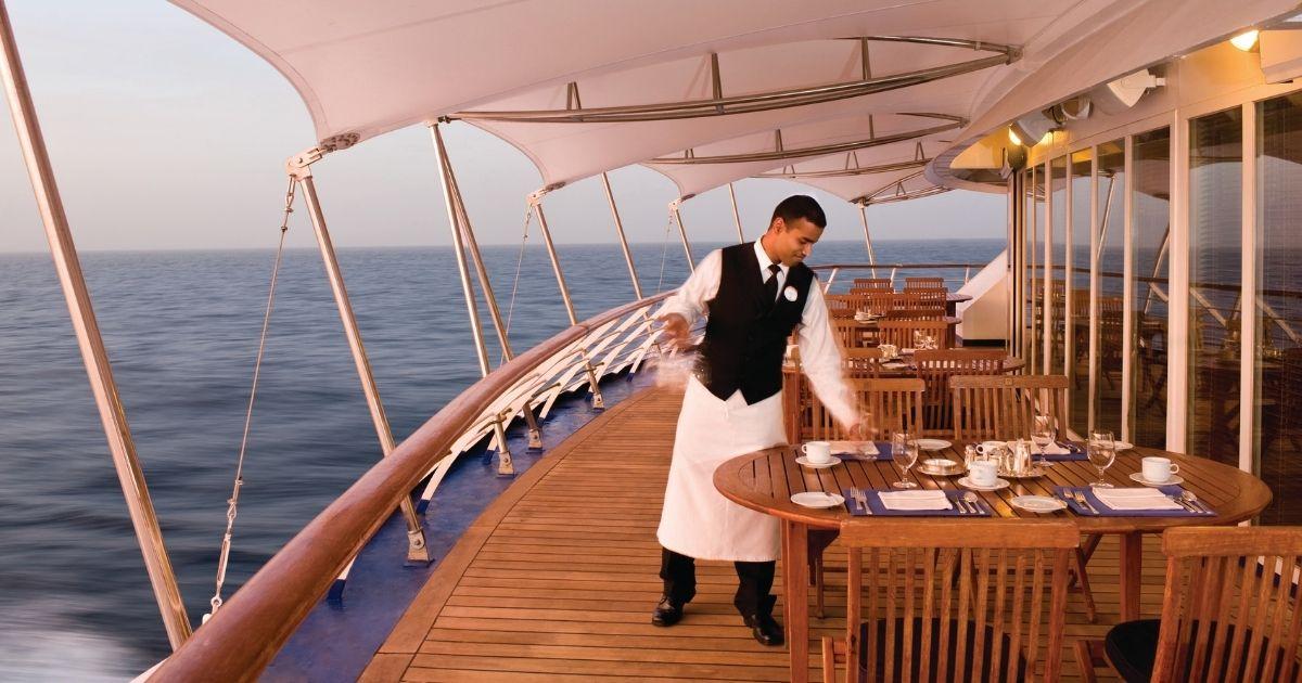 Ventajas y Desventajas de trabajar en cruceros