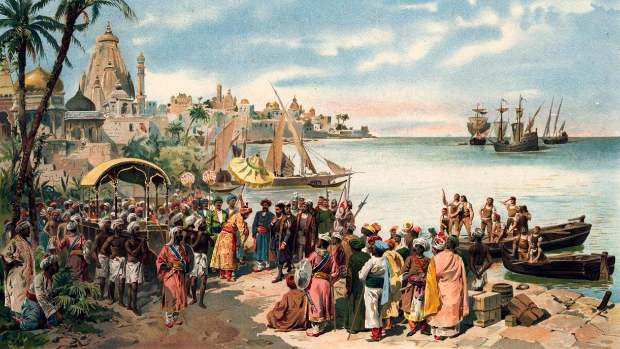 Los grandes descubrimientos geográficos de la Edad Moderna